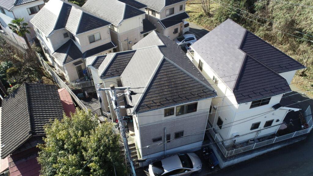 スレート屋根の雨漏りになる原因と基本的なメンテナンス