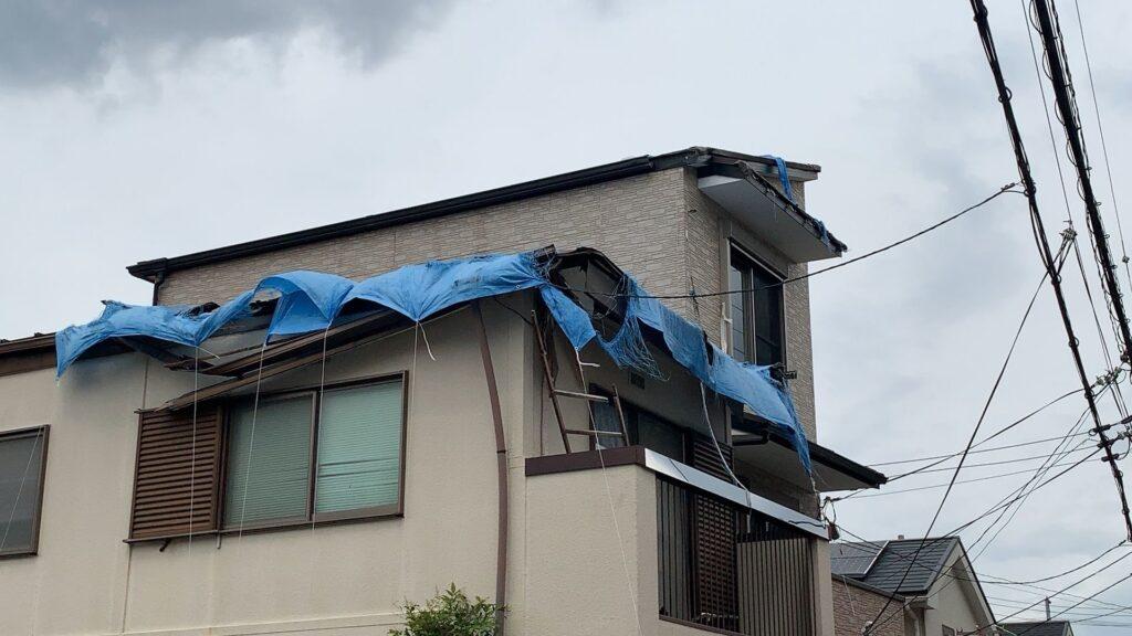 あなたのお家は大丈夫?台風で被害を出さない・出た場合の対処とは?