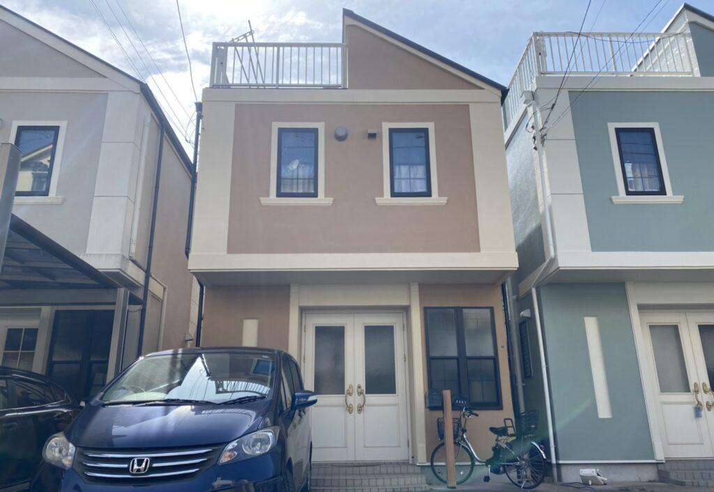 横浜市 外壁塗装・光触媒コーティング S様邸
