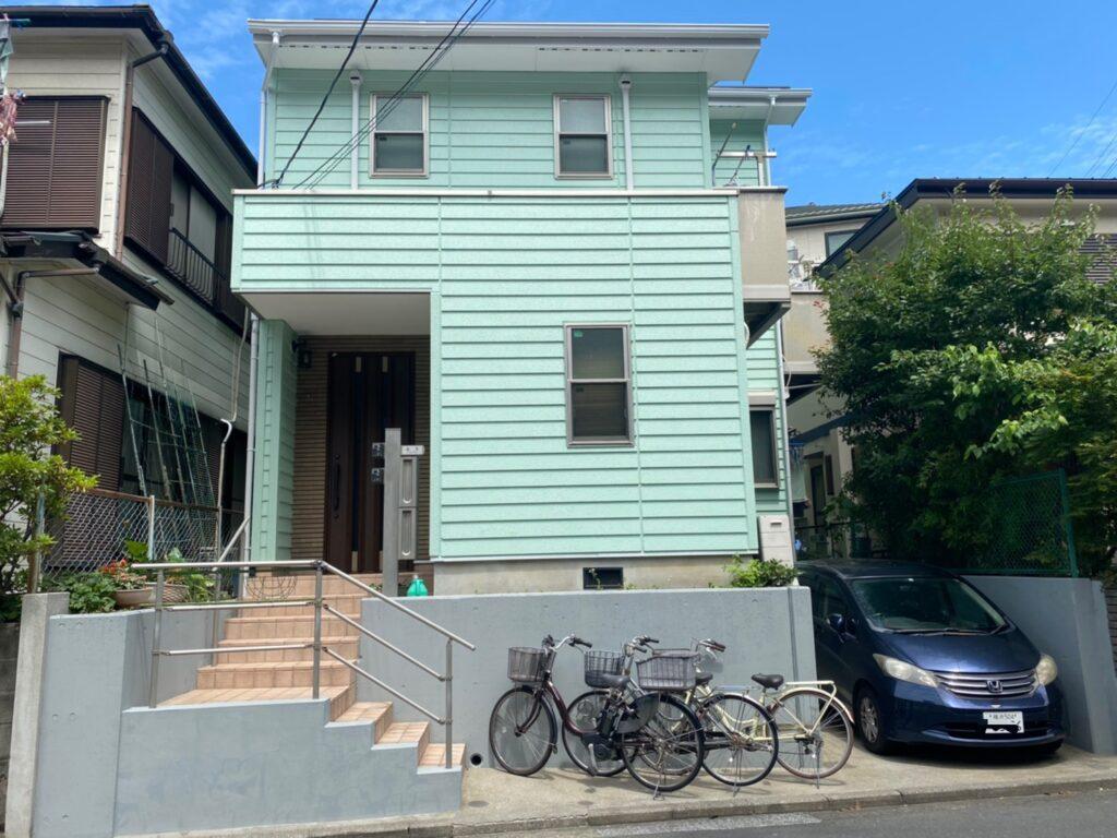 横浜市 外壁塗装 H様邸