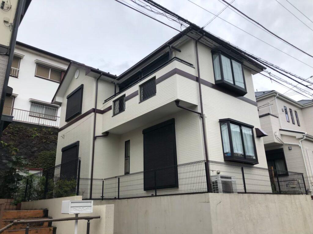横浜市 外壁塗装 N様邸