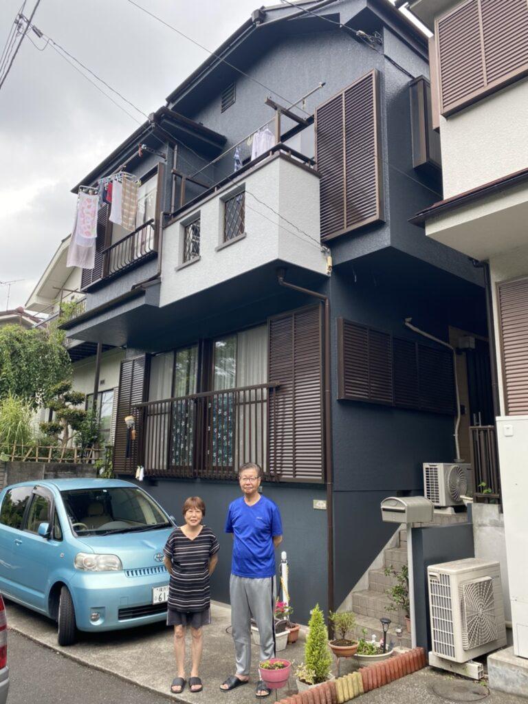 横浜市 外壁塗装 S様邸